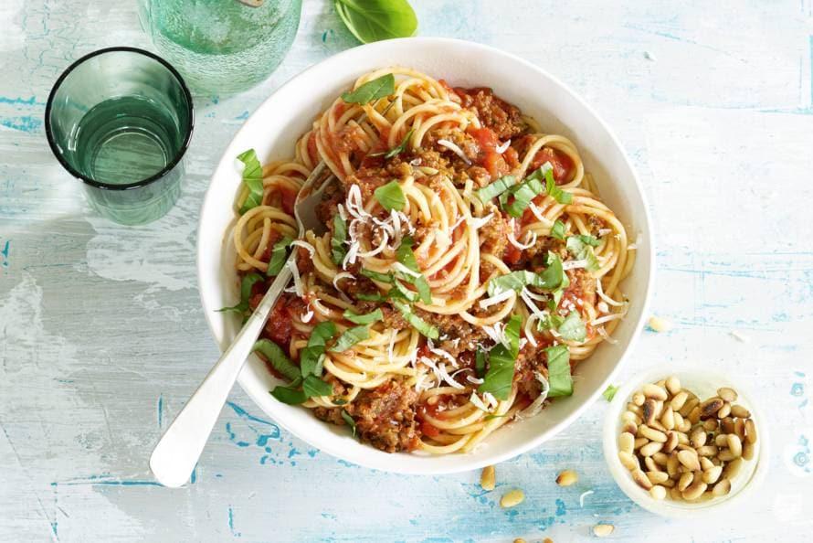 spaghetti bolognese maken recept