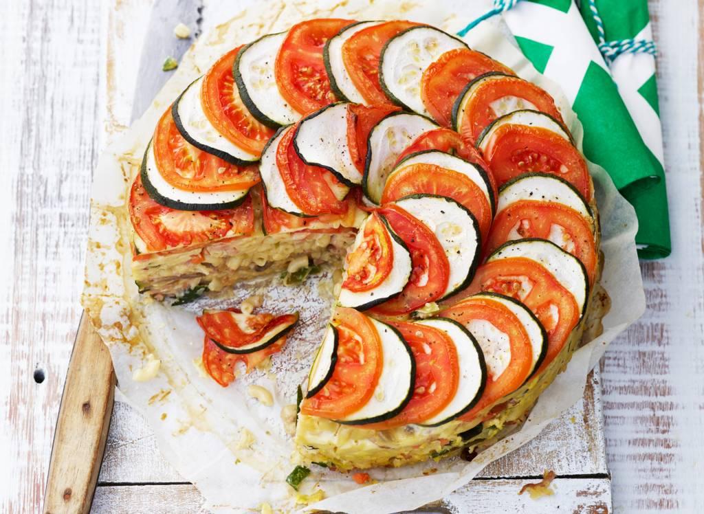 Italiaanse recepten met tomaat