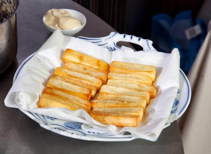 Erik van Loo's frites