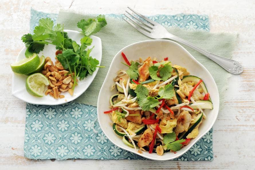 kip recepten zonder koolhydraten