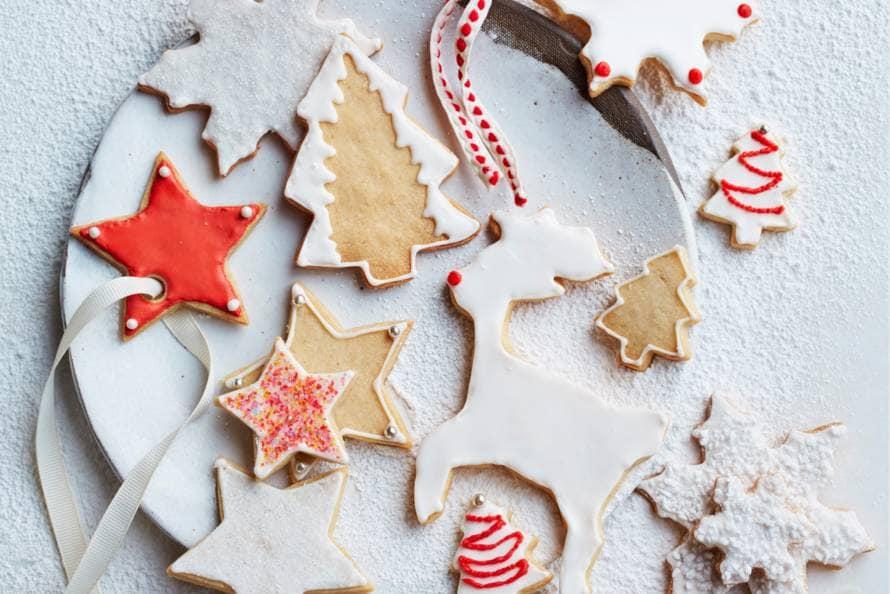 5 spices kerstfiguurtjes