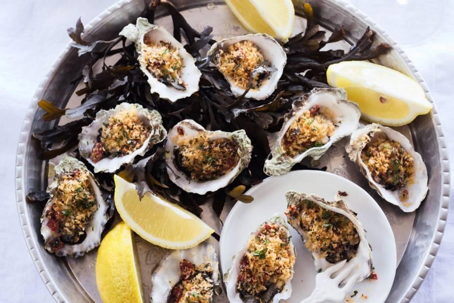 oesters maken
