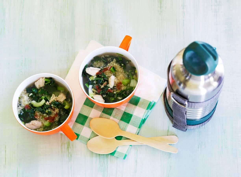 Stevige groentesoep