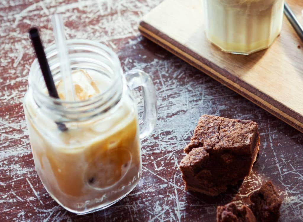 Jeroen Veldkamps frozen coffee