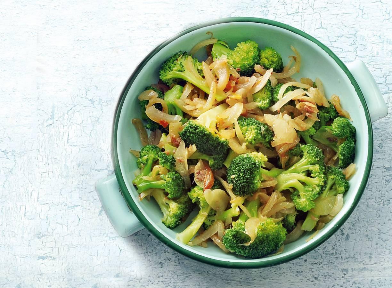 Broccoli-ansjovisschotel