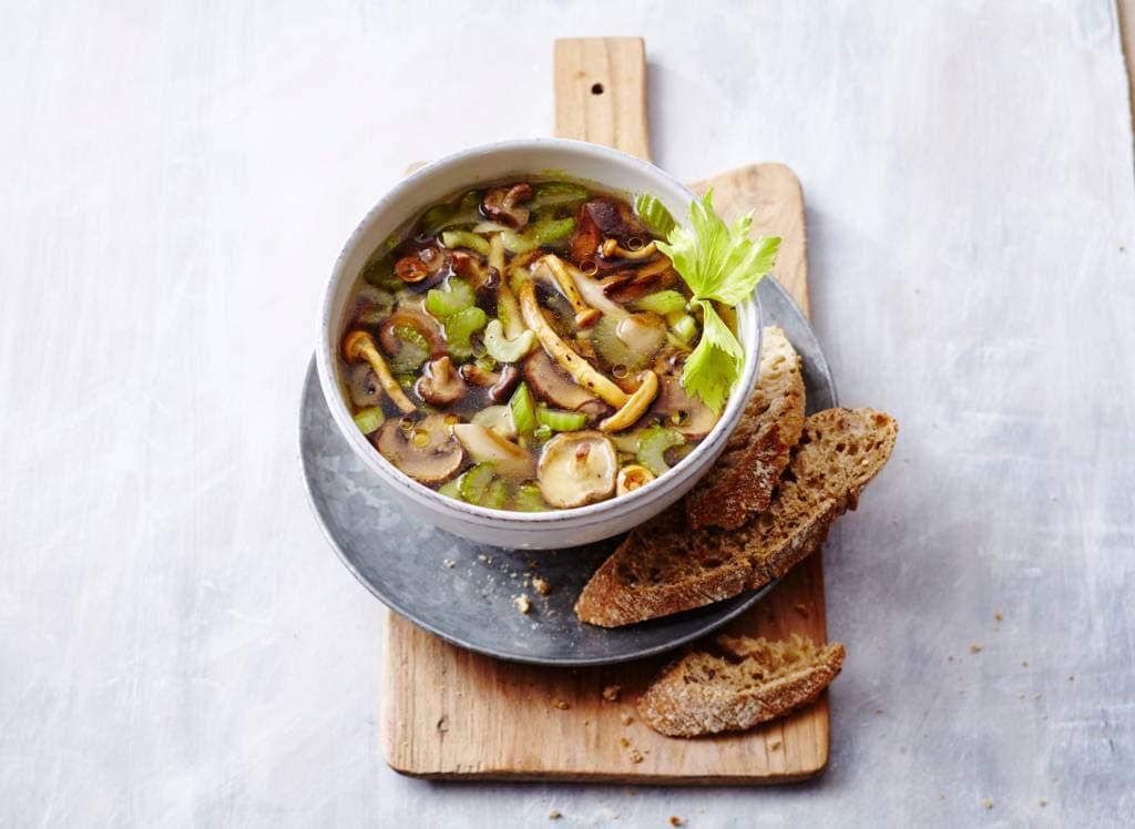 Herfst soep recepten