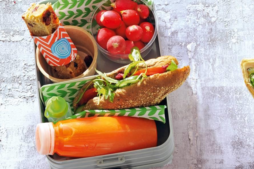 lunchpakket recept