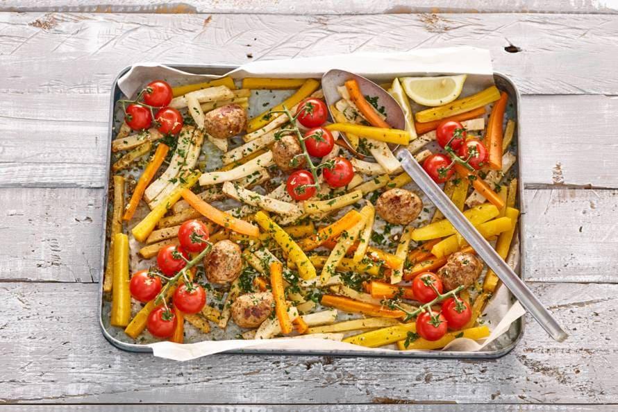 groentefriet ah recept