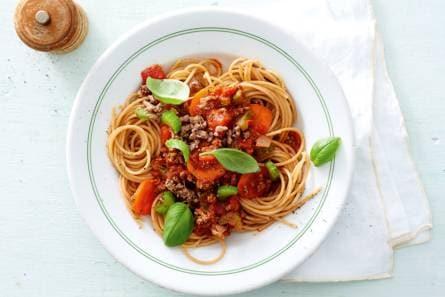 makkelijk spaghetti maken