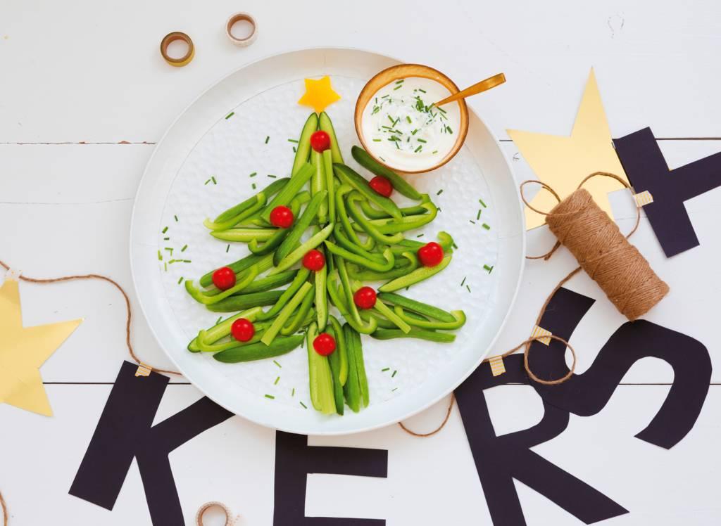 Groenterecepten voor kerst