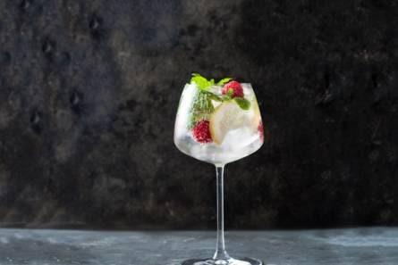 alcoholvrije sangria met sprite