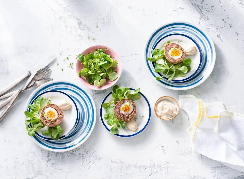 Vega Scotch eggs