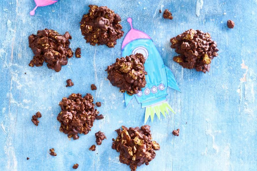 Crunchy meteorieten