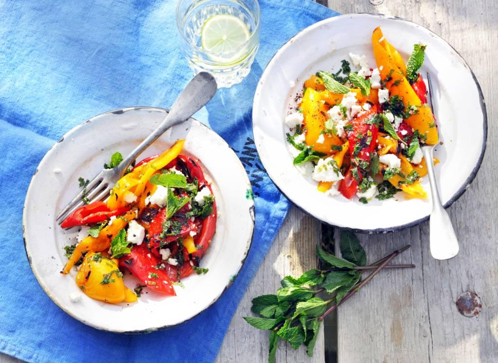 Bbq-salades