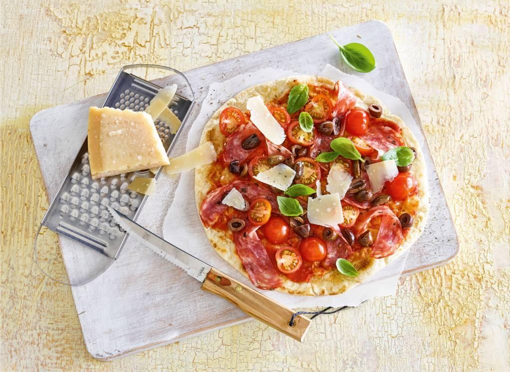 Recepten met salami