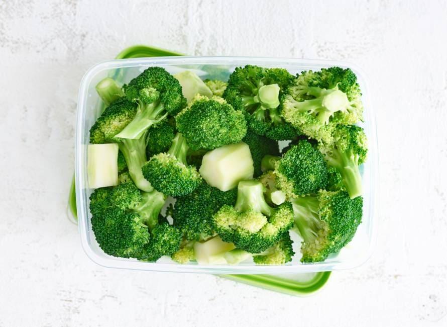 Broccoli voor 2 dagen