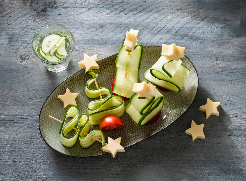 Komkommerkerstboompje