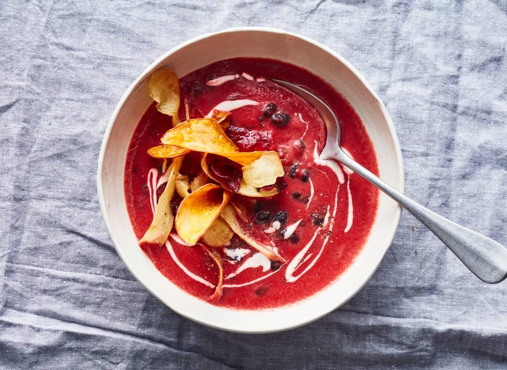 Vegetarische soeprecepten