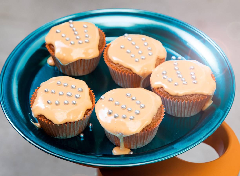 Koninklijke cupcakes