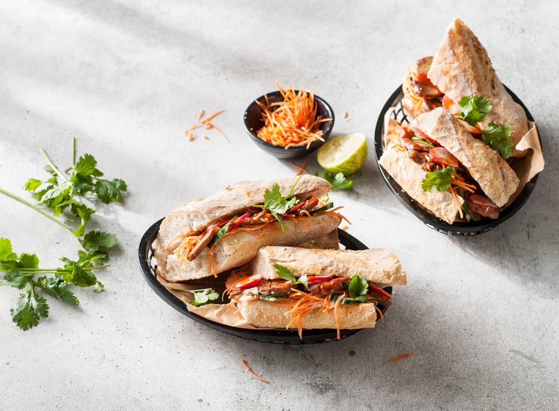 Banh mi (Vietnamees broodje)
