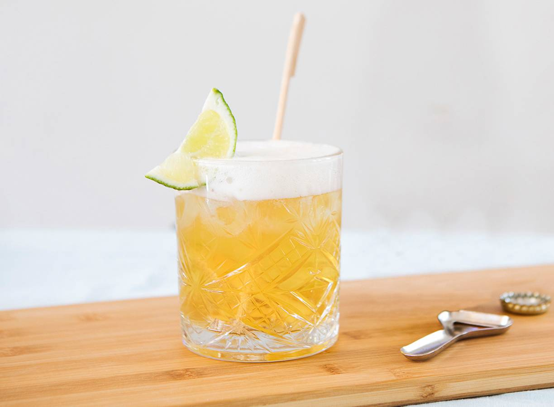 Alcoholvrije biercocktail
