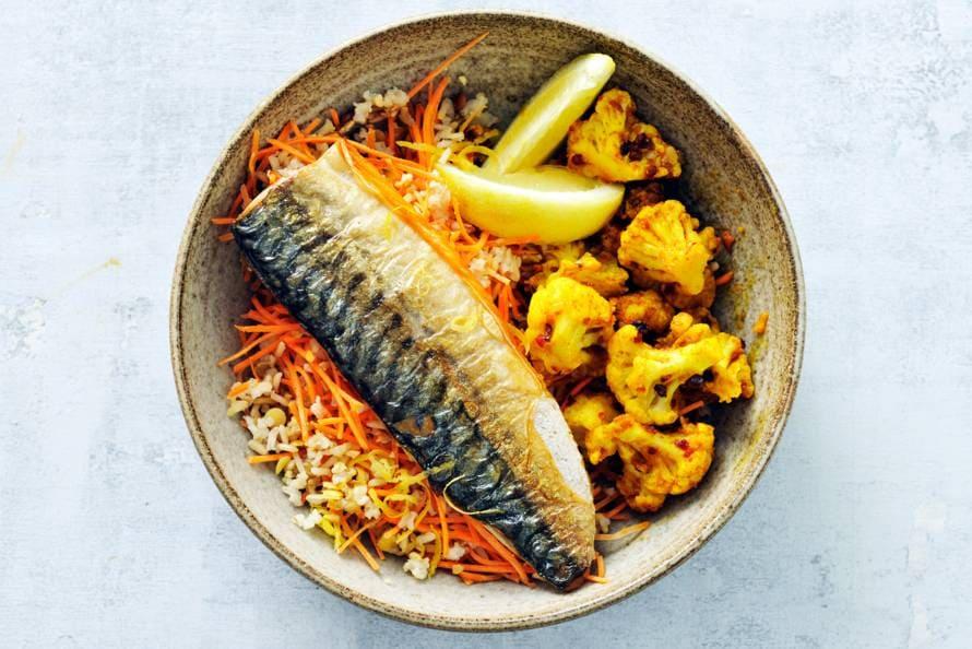 vis eten voor beginners