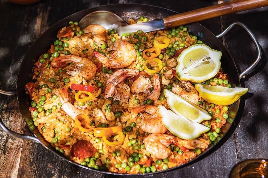 Afbeeldingsresultaat voor paella