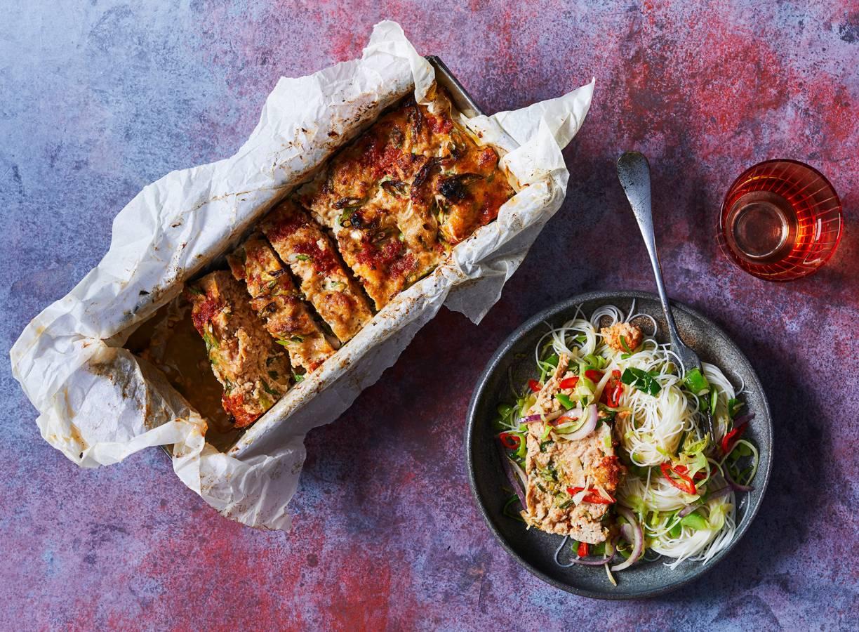 Thais gehaktbrood