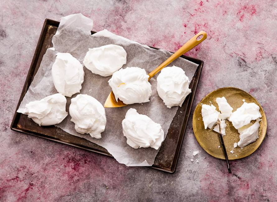 Basisrecept meringue