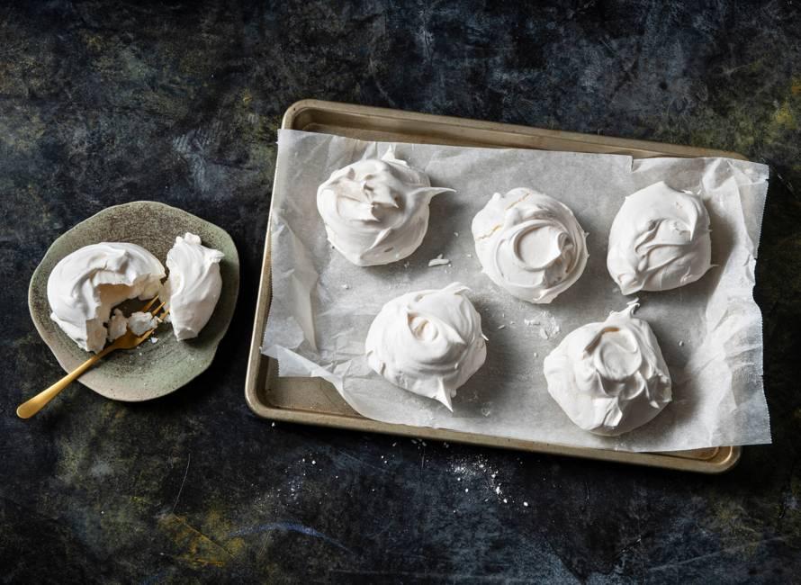 Basisrecept vegan meringue