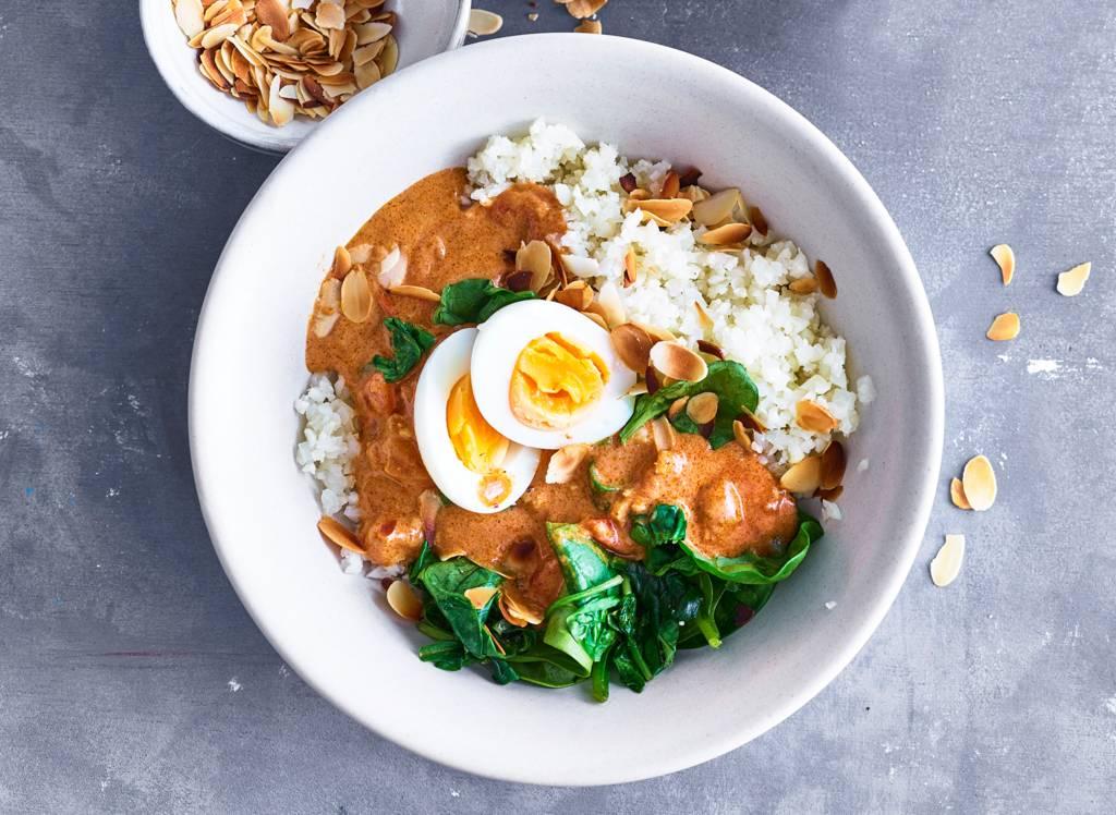 Vegetarische rijstgerechten