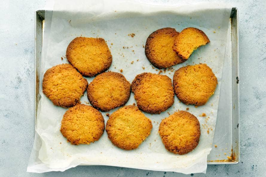 Bretonse boterbiscuits
