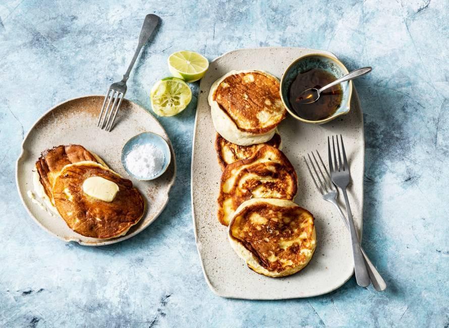 Japanse fluffy pancakes