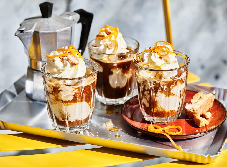 Mokka-ijskoffie
