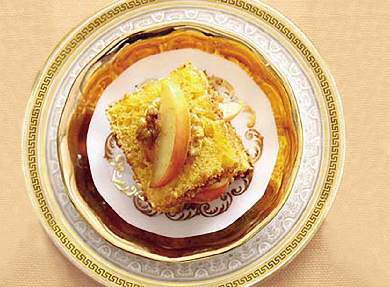 Mini appel-cake-taartjes