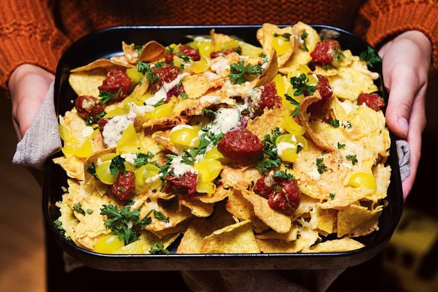 Dutch nachos