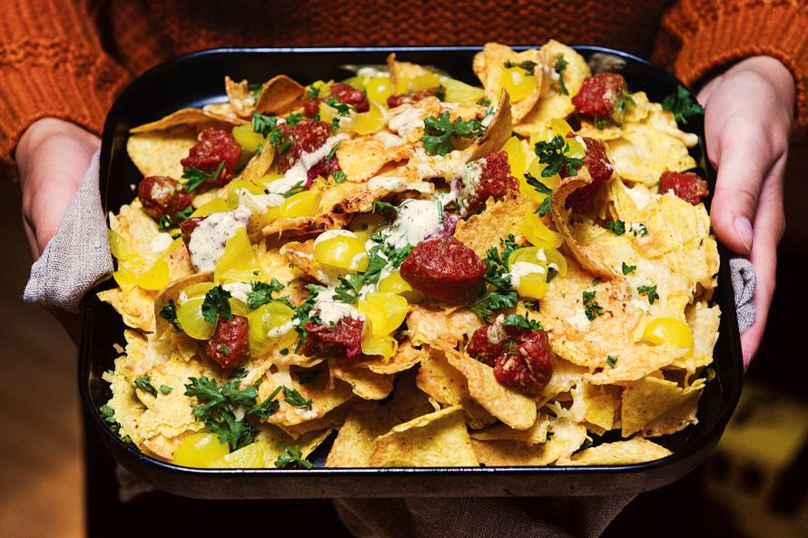 Dutch nachos