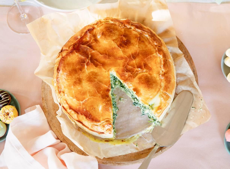 Hartige taart (torta pasqualina)