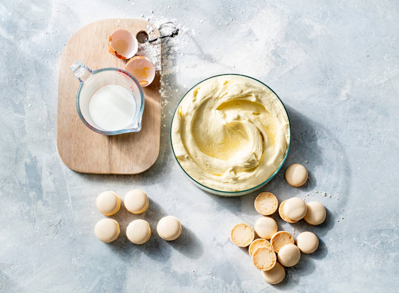 Botercrème (voor macarons)