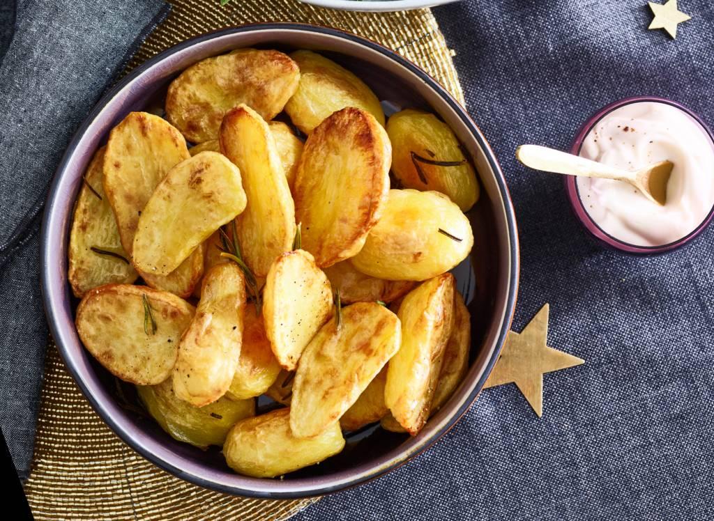 Vegetarische aardappelgerechten