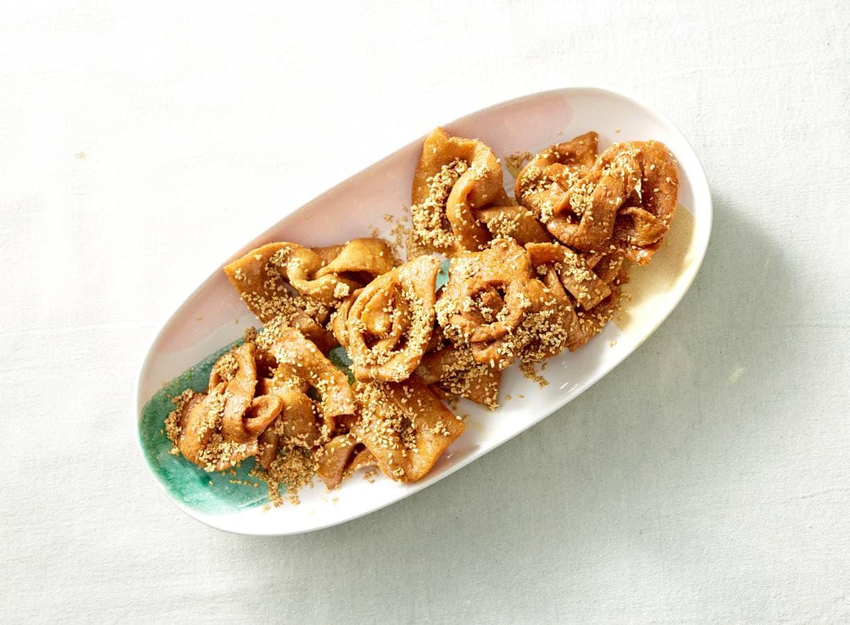 Chabakia (honingkoekjes)