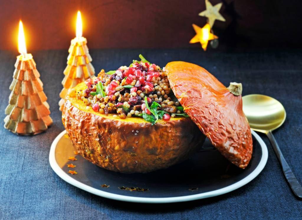 Vegan hoofdgerechten voor kerst