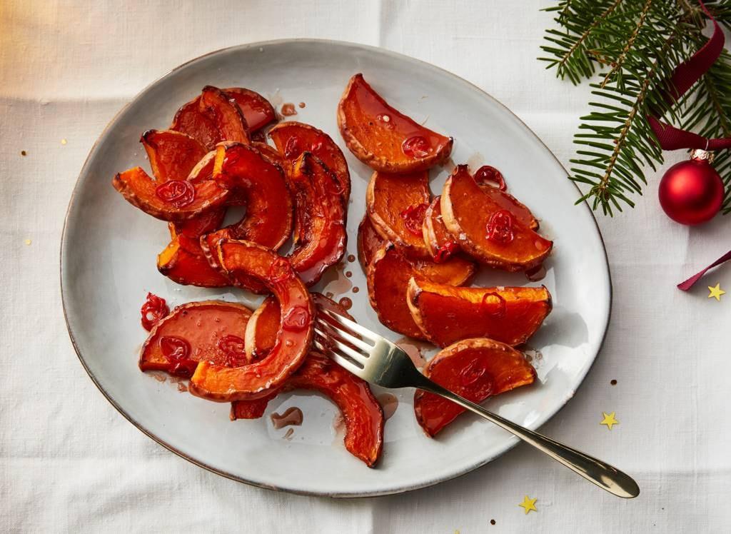 Vegetarische kerst bijgerechten