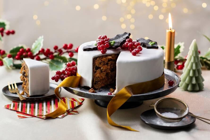 Christmascake