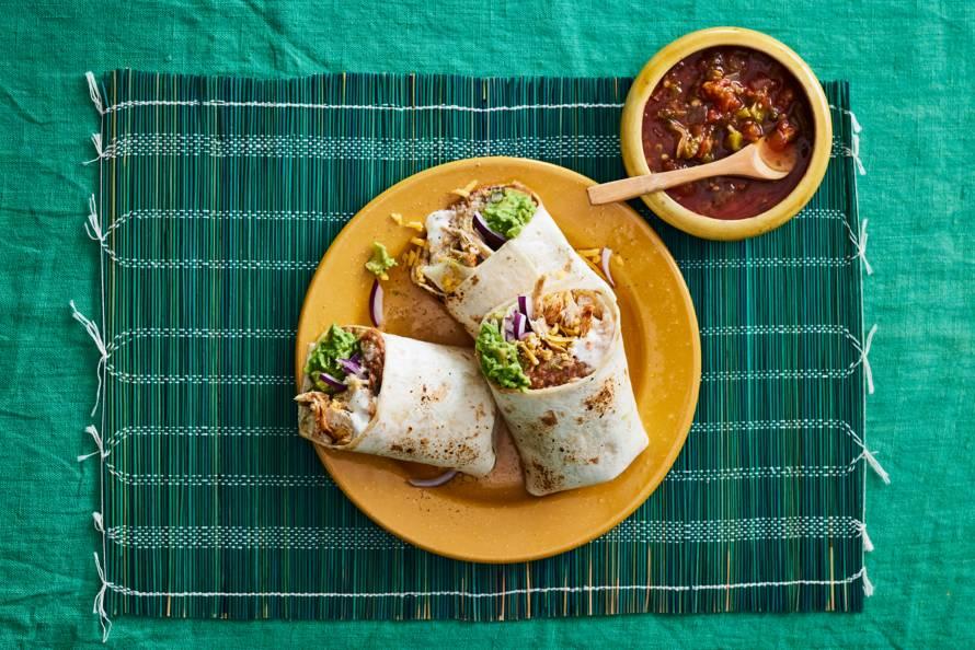 Burrito's