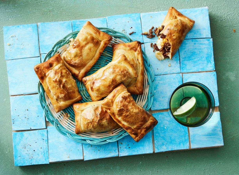 Chileense empanada's de pino