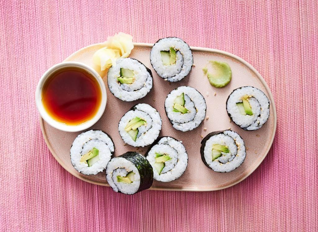 Sushi recepten