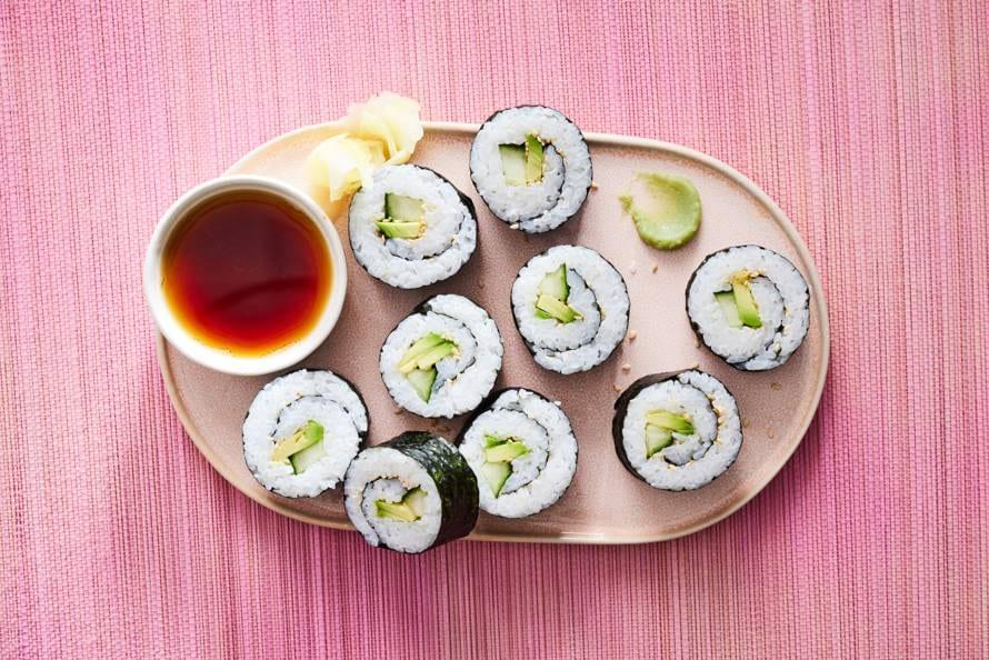 Vega sushi maki